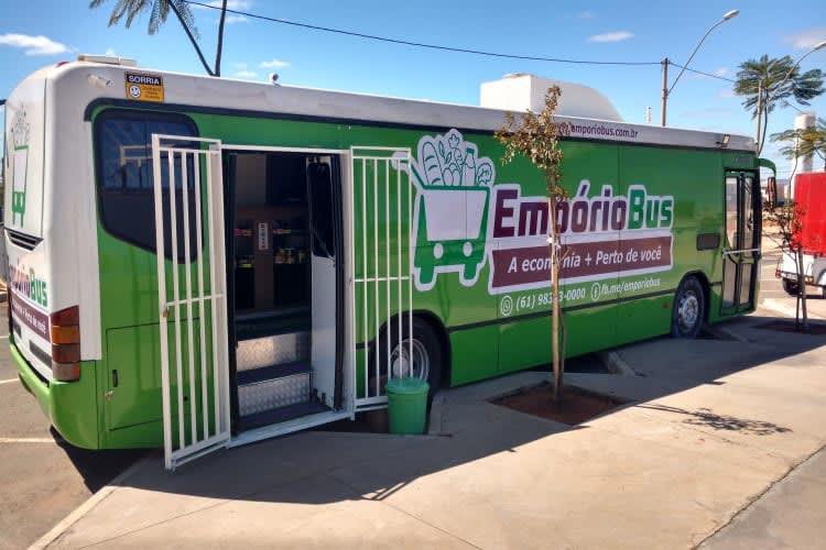 Empresa à venda em Brasília/DF | Mercado Itinerante - Oportunidade De Empreender | Foto 1