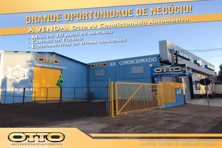 Empresa à venda em Toledo/PR | OTTO - Ar Condicionado Automotivo | Foto 1