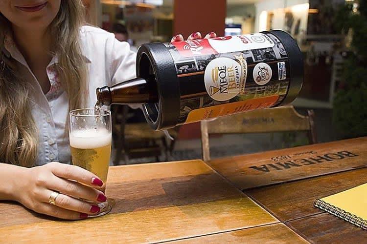 Empresa à venda em Juiz de Fora/MG | Franquia de Publicidade em Porta-Cervejas | Foto 1