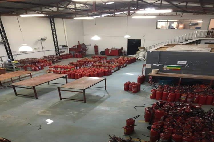 Empresa à venda em São Paulo/SP | Empresa de Manutenção e Recarga de Extintores | Foto 1