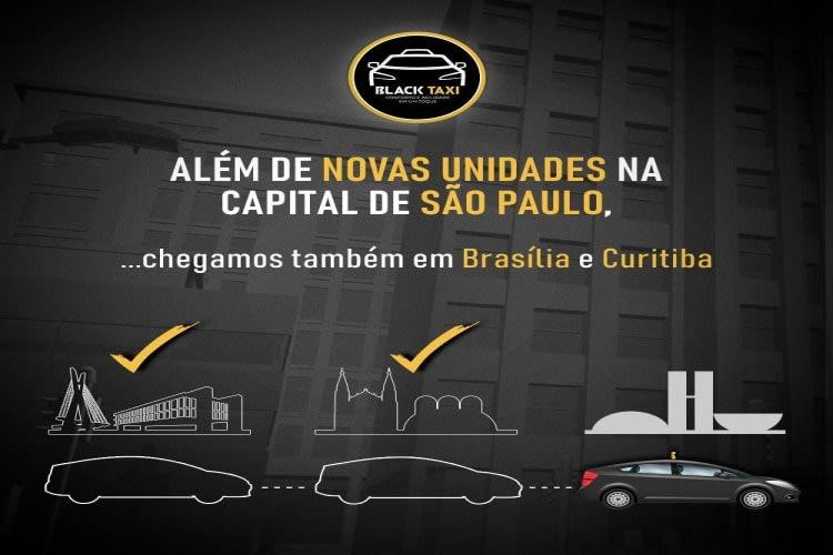 Empresa à procura de investidor em São Paulo/SP | App Black Taxi - Investidor ou negocio cotas | Foto 1