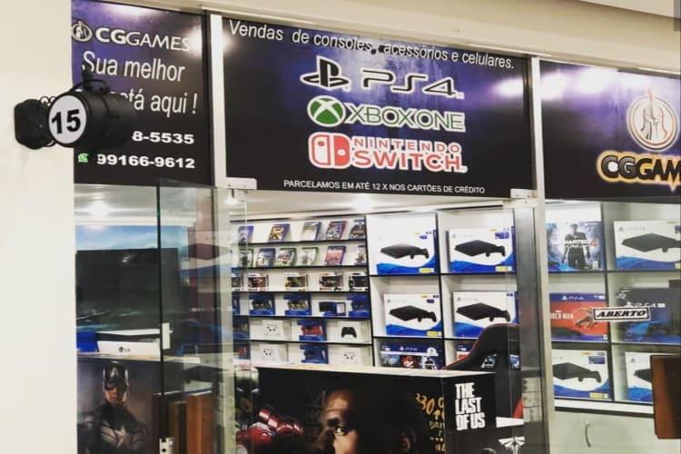 Empresa à venda em Curitiba/PR | Loja de Eletrônicos no centro de Curitiba | Foto 1