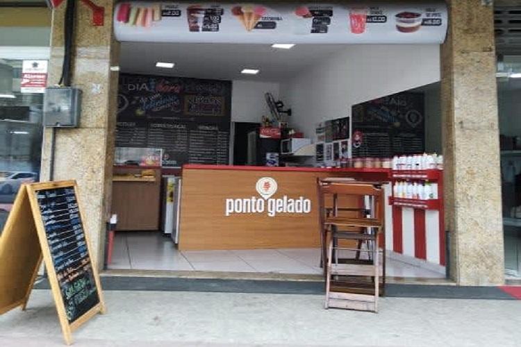 Empresa à venda em São Gonçalo/RJ | Sorveteria funcionando no centro de São Gonçalo/RJ | Foto 1