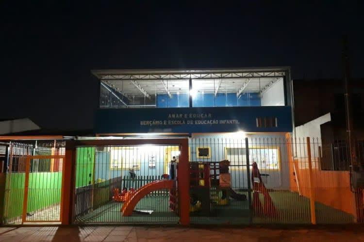 Repasse de ponto comercial em Porto Alegre/RS | Berçário e Escola Educação Infantil Amar e Educar | Foto 1
