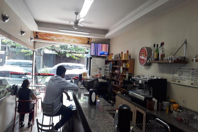Repasse de ponto comercial em Belo Horizonte/MG | Cafeteria / Lanchonete | Foto 1