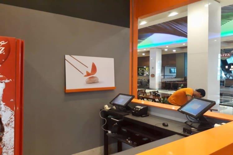 Empresa à venda em Rio de Janeiro/RJ | Restaurante da Franquia KONI Shopping Carioca - RJ | Foto 3