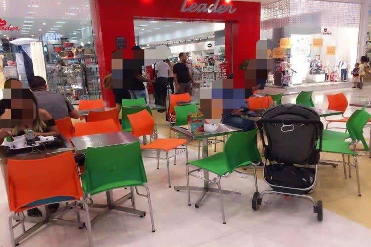 Empresa à venda em São João de Meriti/RJ   Restaurante Franquia KONI Shopping Grande Rio-RJ   Foto 3
