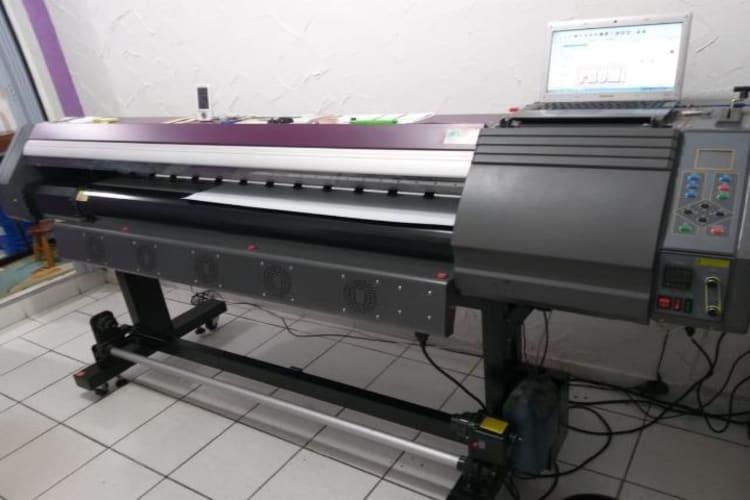 Empresa à venda em Santo André/SP | Empresa Gráfica Digital e Comunicação Visual | Foto 1