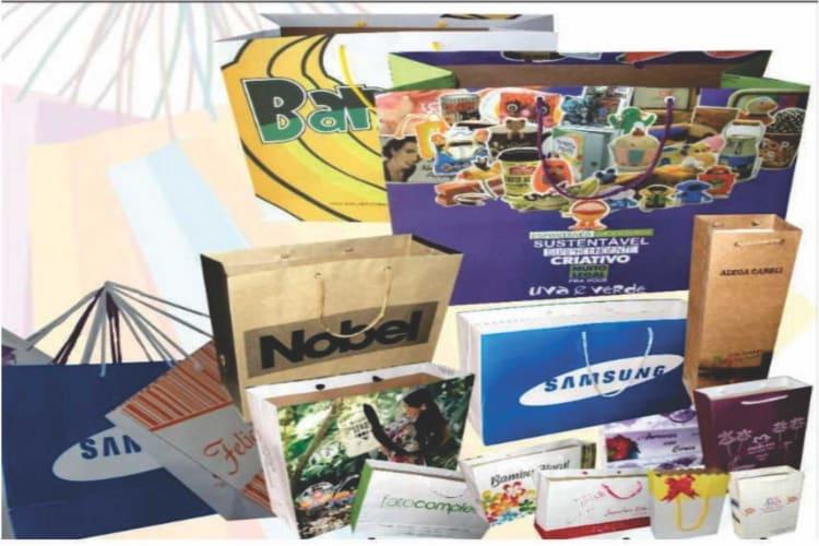 Empresa à venda em Porto Seguro/BA | Fabrica de Sacolas e Embalagens de Papel | Foto 1