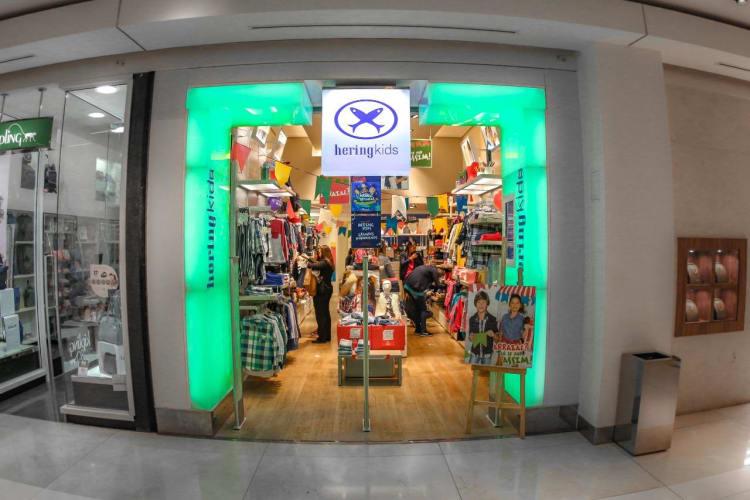 Empresa à venda em Curitiba/PR | Repasse operações Hering Kids | Foto 1