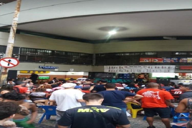 Empresa à venda em Rio de Janeiro/RJ | Passo Ponto de Restaurante Bar no coração da Lapa | Foto 1
