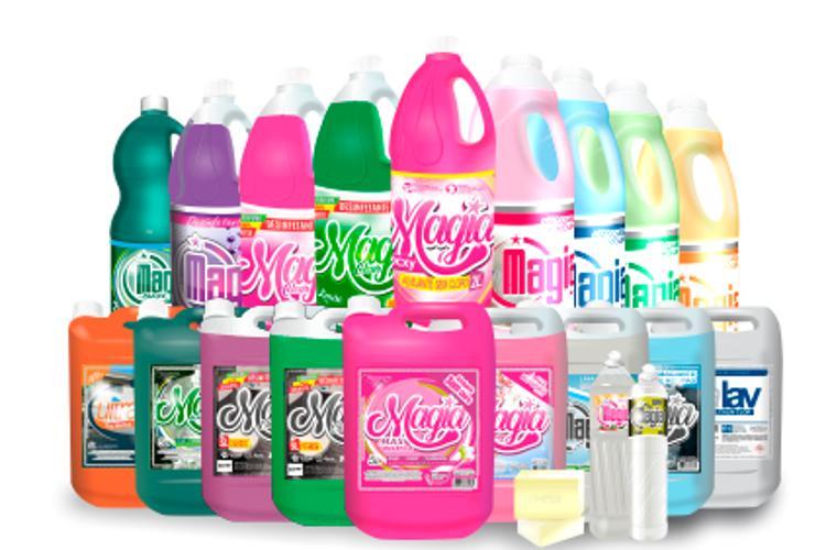 BizDream - Negócio à venda - Venda Total - Fábrica de Produtos de Limpeza
