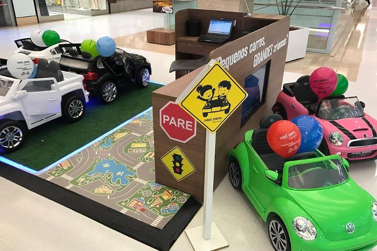 BizDream - Negócio à venda - Venda Total - Kids Drive Experience (Super Oportunidade)