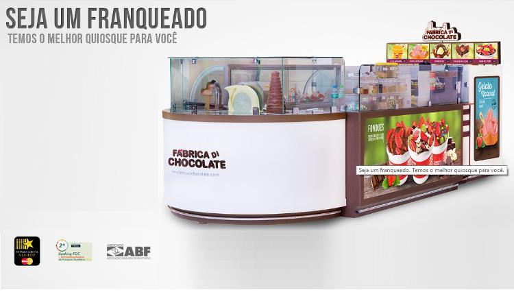 BizDream - Negócio à venda - Venda Total - Franquia De Chocolate - Quiosque de Fondue