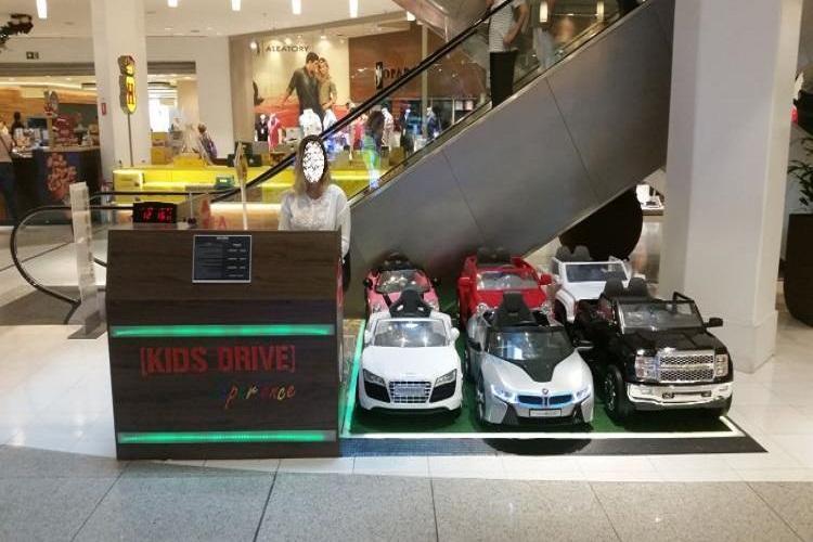 BizDream - Negócio à venda - Venda Total - Franquia Kids Drive Experience