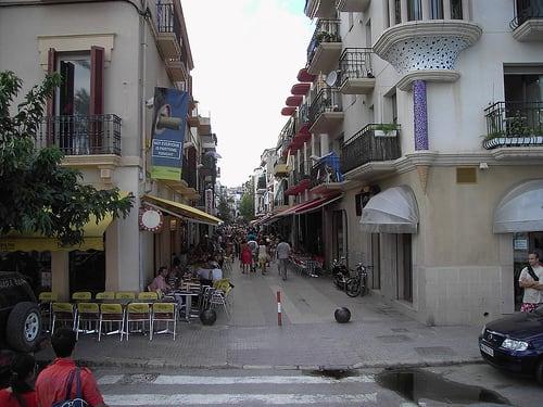 Sitges Sin Street
