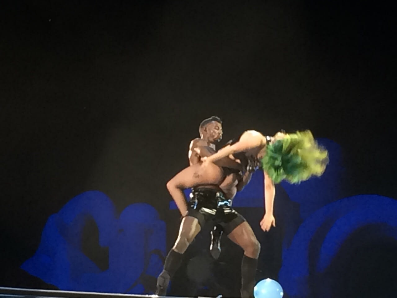 lady gaga art pop tour barcelona