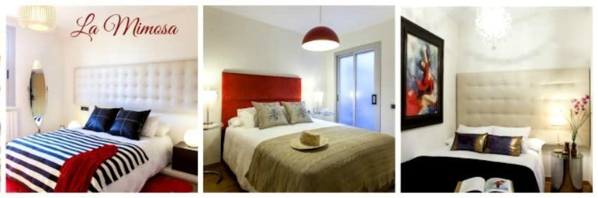 Apartamento de lujo en Barcelona Paseo de Gràcia - LaMImosa