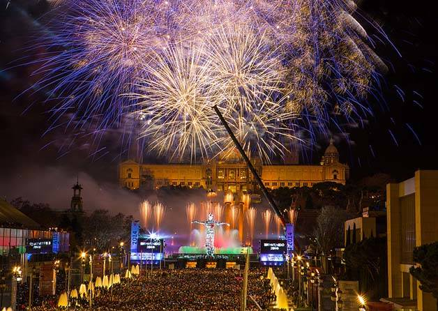 New Year's Eve Parties in Barcelona