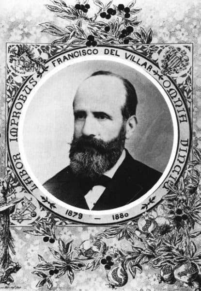 Francisco de Paula del Villar y Lozano - Sagrada Família