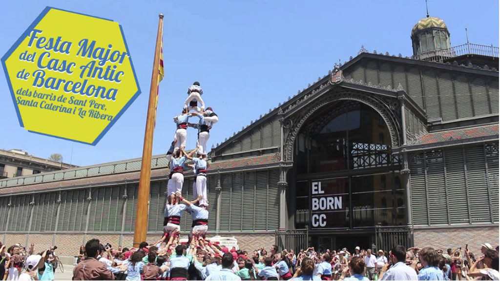 Festa Major de Sant Pere - Things to do in Barcelona in June