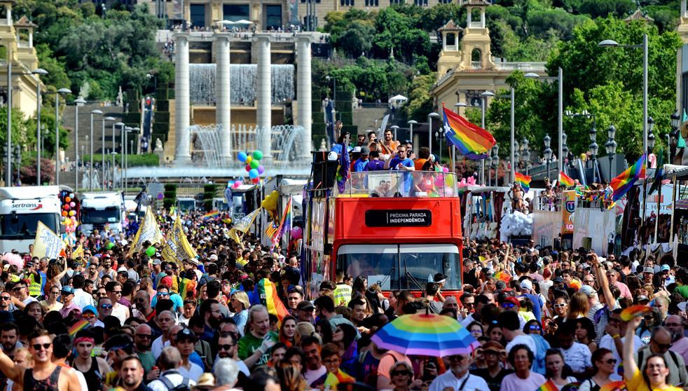 Pride Barcelona - Barcelona in June
