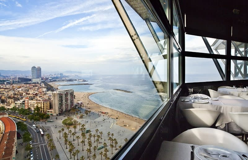 Torre de alta mar - Where to eat in barcelona