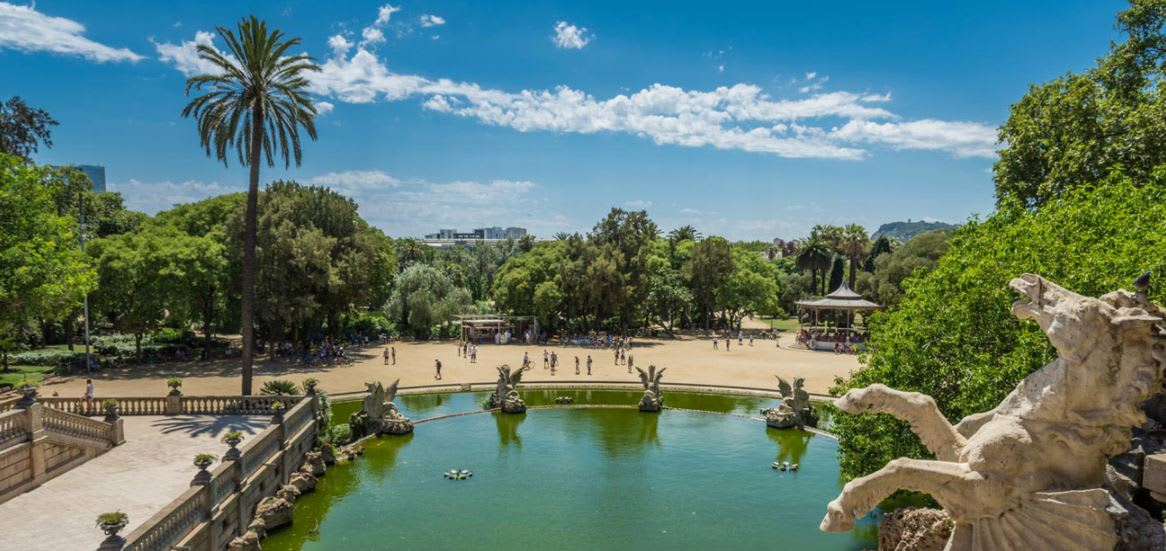 things to do in el Born - Parc de la Ciutadella