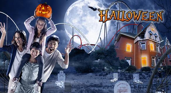 Halloween Port Aventura