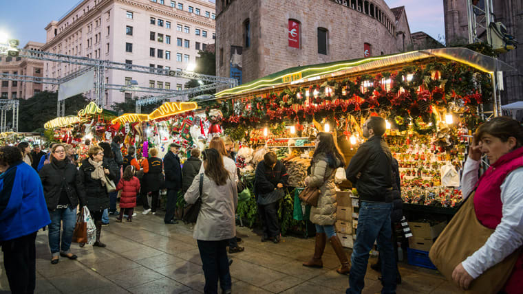 Things to do in Barcelona in December