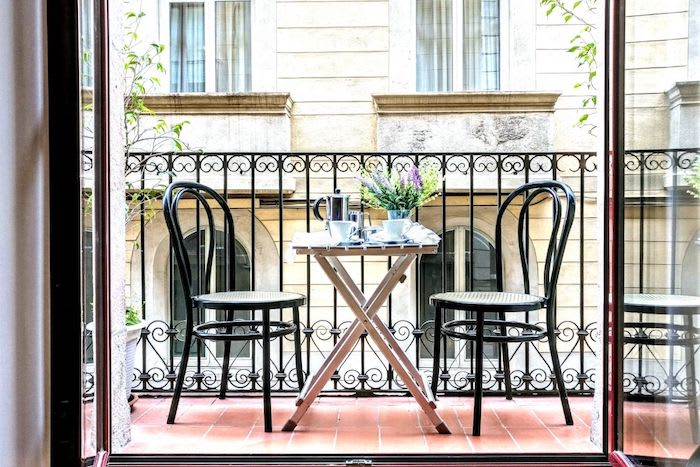 Serviced apartments in Barcelona