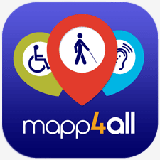 Barcelona Apps app-mapp4all-l1