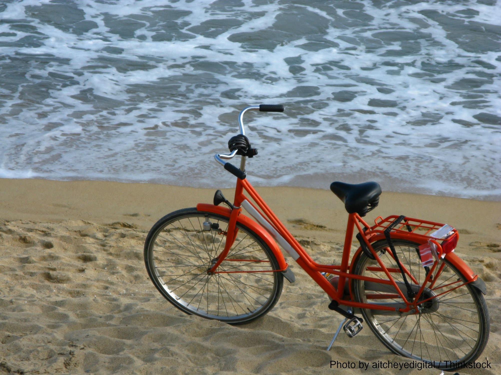 See Barcelona by Bike