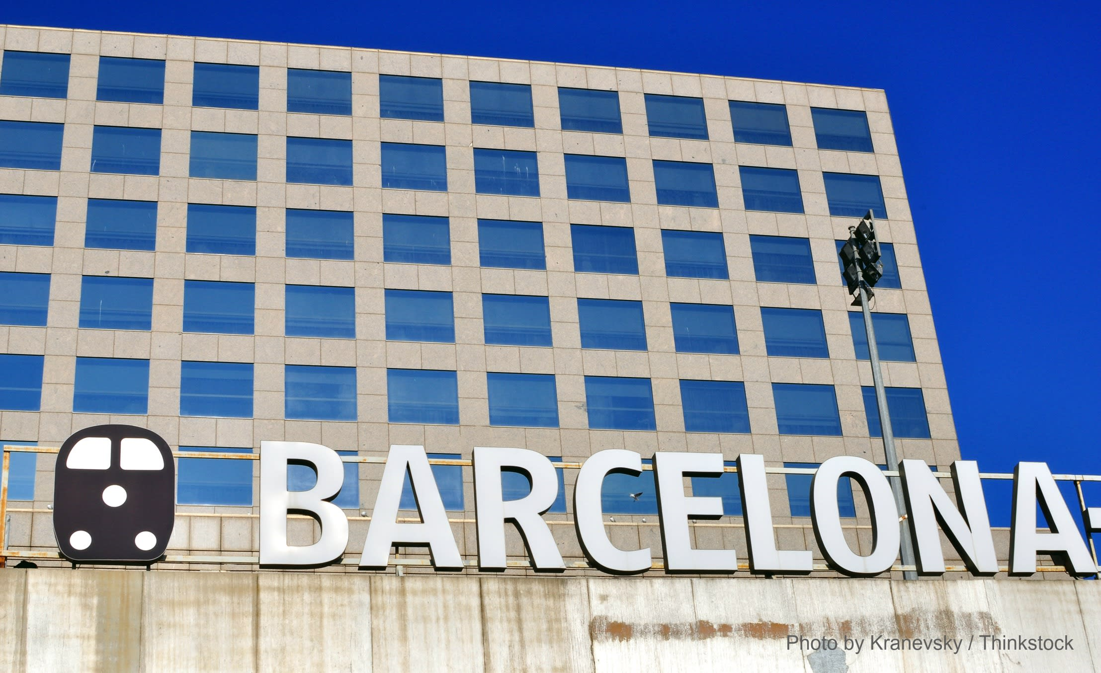 Catching a Bus with a Barcelona Travel Card