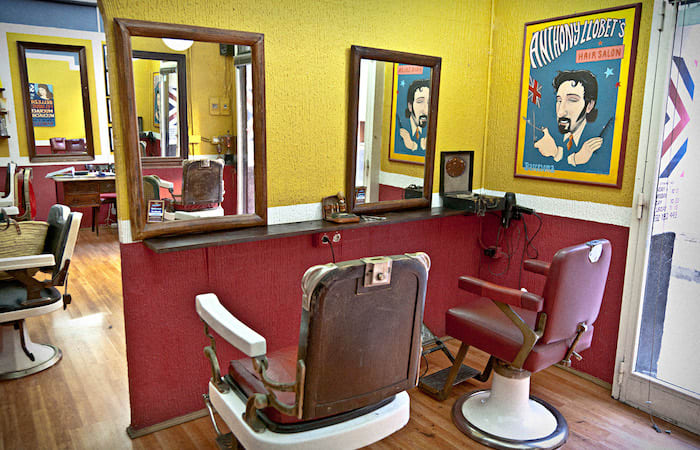 Anhony Llobet - Most fashionable hairdressers in Barcelona