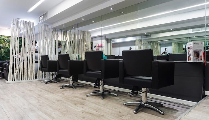 Le petit salon - Most fashionable hairdressers in barcelona