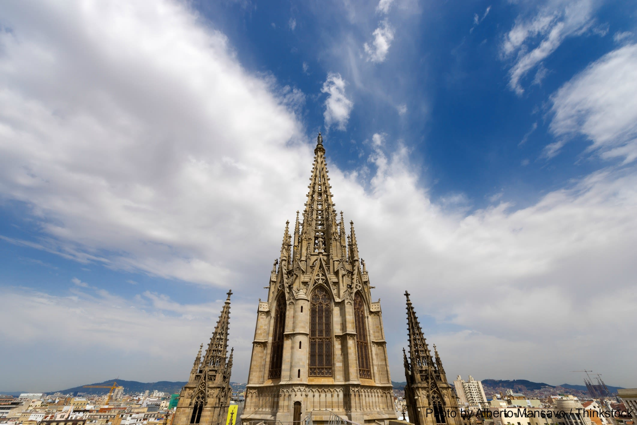 Sagrat Cor is One of the Best Barcelona Sights