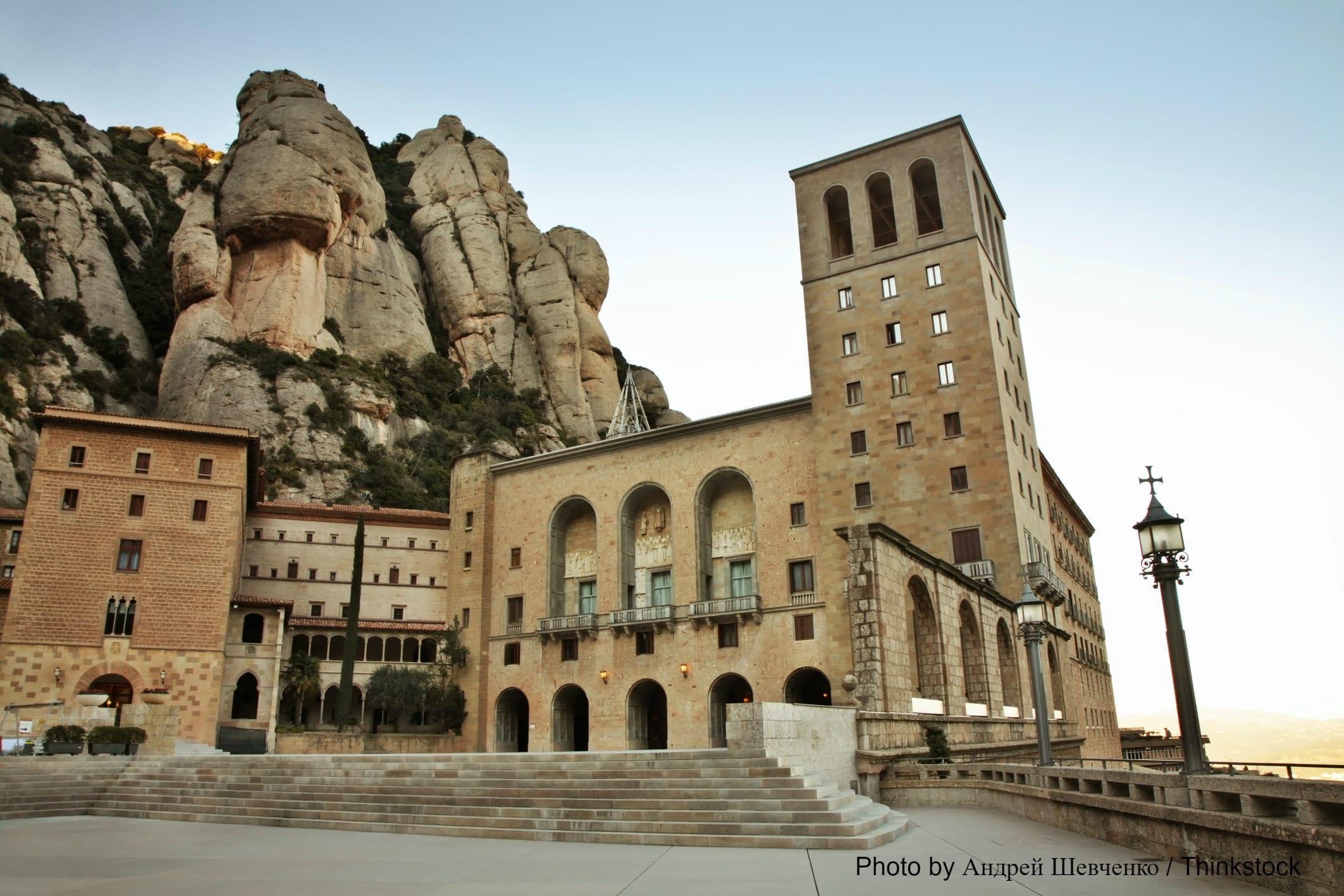 Visit the Incredible Montserrat Monastery