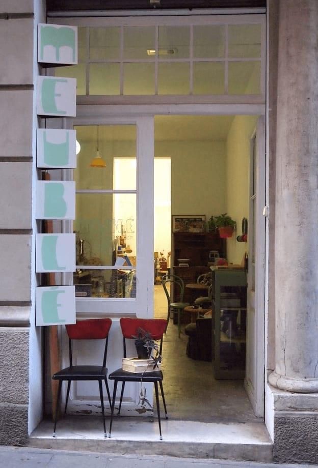 Meublé - Barcelona gifts
