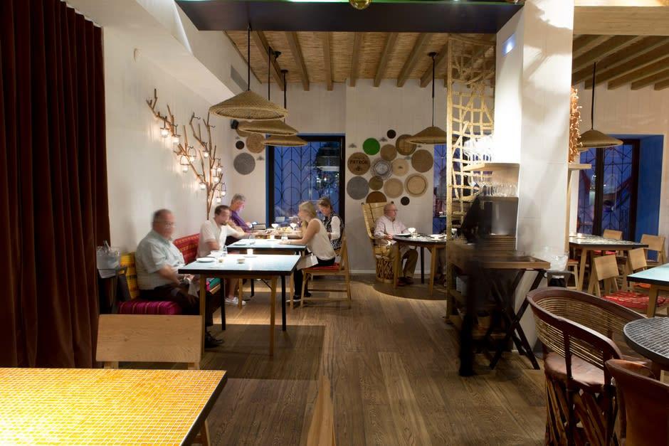 Hoja Santa Restaurant barcelona