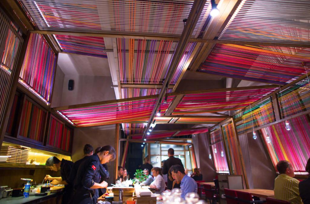 Restaurant pakta barcelona