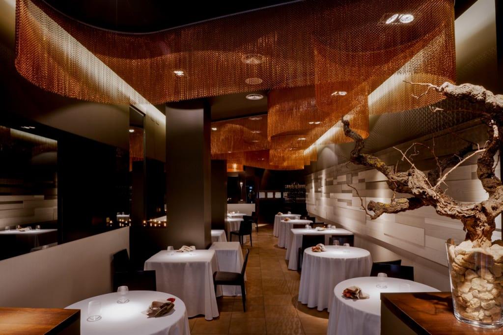 Cinc sentits barcelona michelin starred restaurant