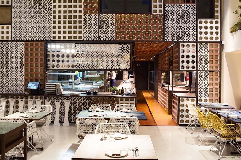 Disfrutar Barcelona restaurant one michelin star