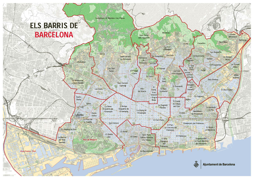 barcelona-neighbourhoods-map