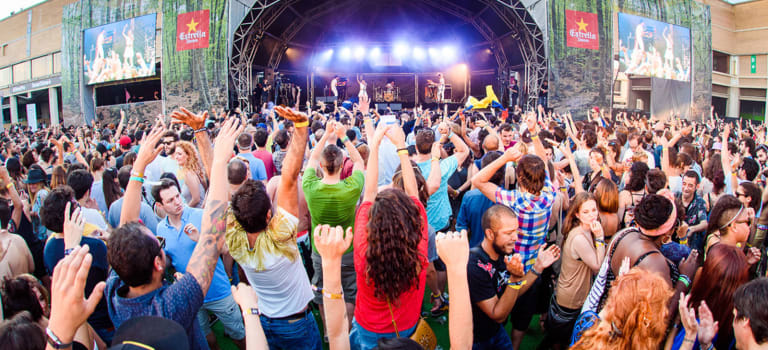 Sonar Festivales Barcelona