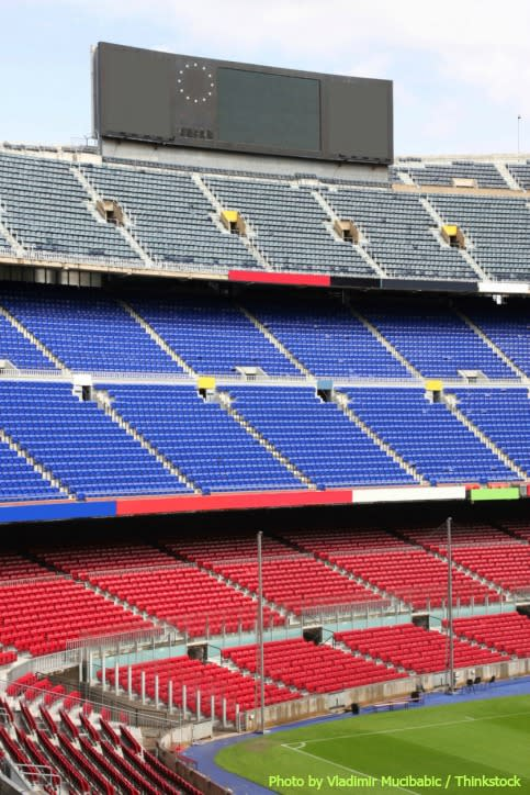 Visit Camp Nou for Barcelona Match Tickets