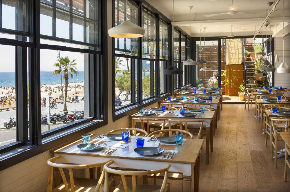 Best Paella in Barcelona - Barraca