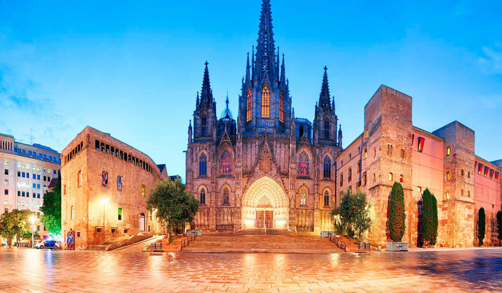 Cathedral of Barcelona - Things to do in Gothic Quarter - Things to do in Barcelona