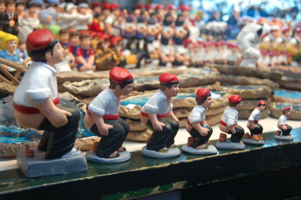 El Caganer - Barcelona Christmas Market