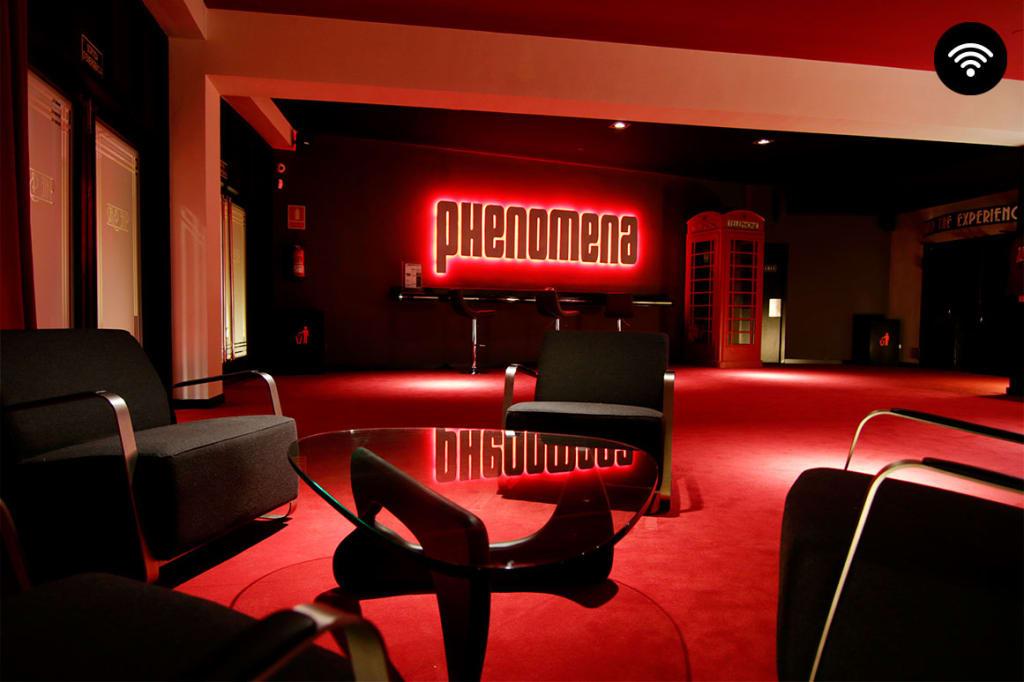 Phenomena Cinema Barcelona